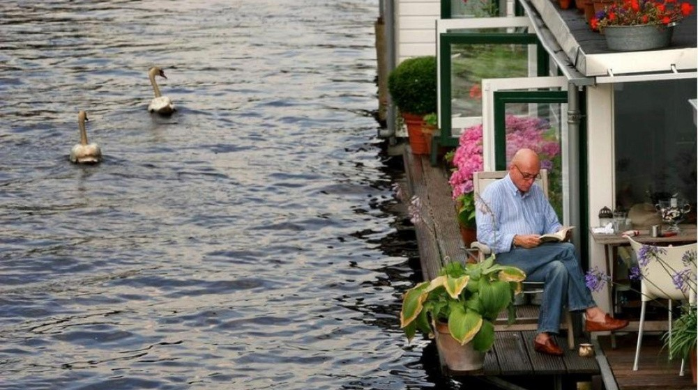 Flyt på vandet og slip for ejendomsskatten