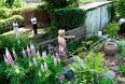 Lørdag arbejder vi nøgne i haven