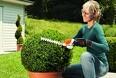 Vind en kombineret busk- og græsklipper