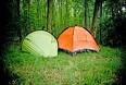 Slå teltet op uden tilladelse