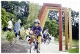 På cykeltur til istiden