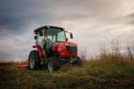 Kompakte traktorer fra Massey Ferguson