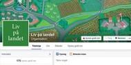 Bedre liv på landet med Facebook