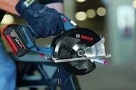 Bosch skærer igennem med ny metalrundsav