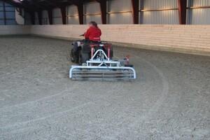 Dansk baneplaner til traktor og ATV