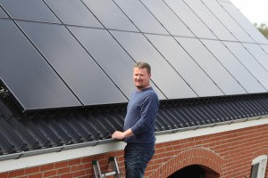Solceller og jordvarme giver billig varme