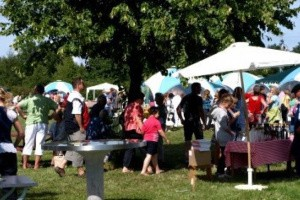 Grøn festival i Økologiens Have