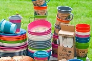 Bæredygtig bordservice