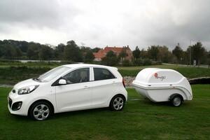 Trailer til minibiler