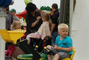 MidtWest Farmshow har 10-årsjubilæum