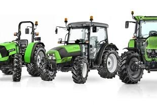 Traktorer til alle kundetyper på sommerens dyrskuer