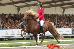 Danske VM-ryttere på plads