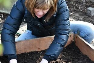 Havearbejdet kan give skader