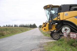 Kommuner baner vejen for kørsel med landbrugskøretøjer