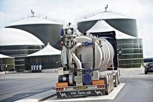 Lokale leverer til Danmarks største biogasanlæg