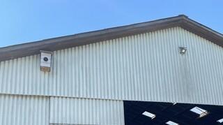 To par skadedyrsbekæmpere er flyttet ind hos landmand på Mols