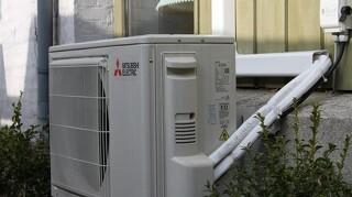 Stor mangel på varmepumper