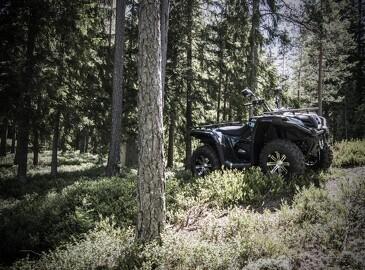 Ny ATV kommer forrygende fra start