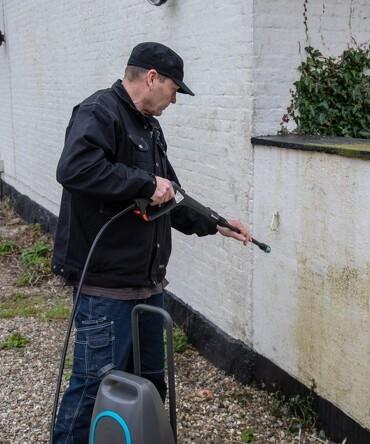 Effektiv og mobil murvask