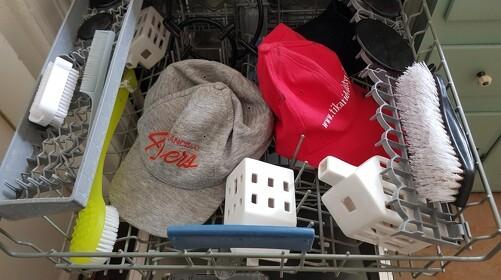 Overraskende ting, du kan vaske i opvaskemaskinen