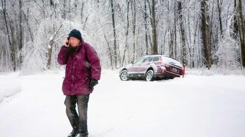 Vinter-comeback overrasker bilisterne