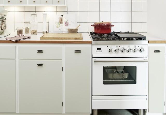 Nye retro-køkkener