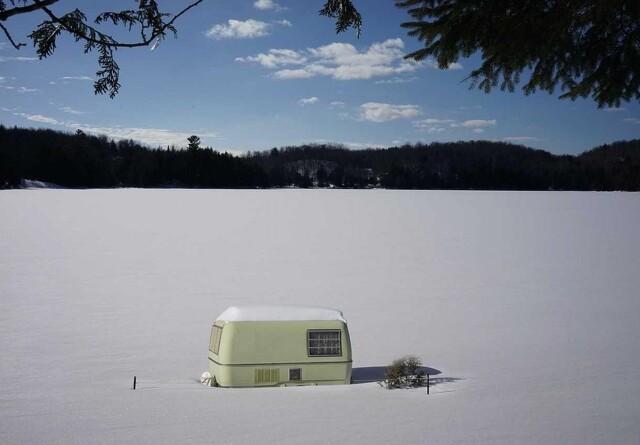 Gør campingvognen klar til vinteren