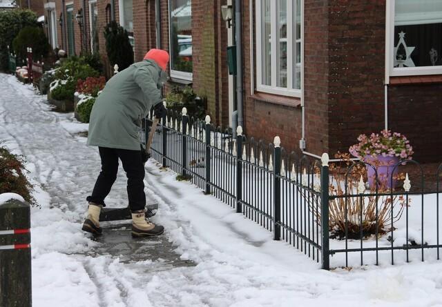 Glem stiletterne for nu kommer sneen
