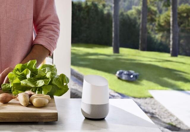 Nu kan du stemmestyre din robotplæneklipper