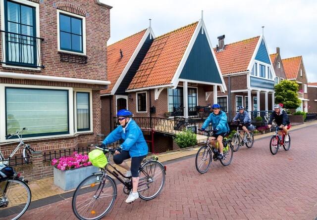 Ældre kommer ofte til skade på cykel