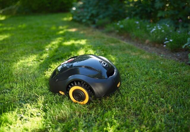 Lille robot med stor effekt