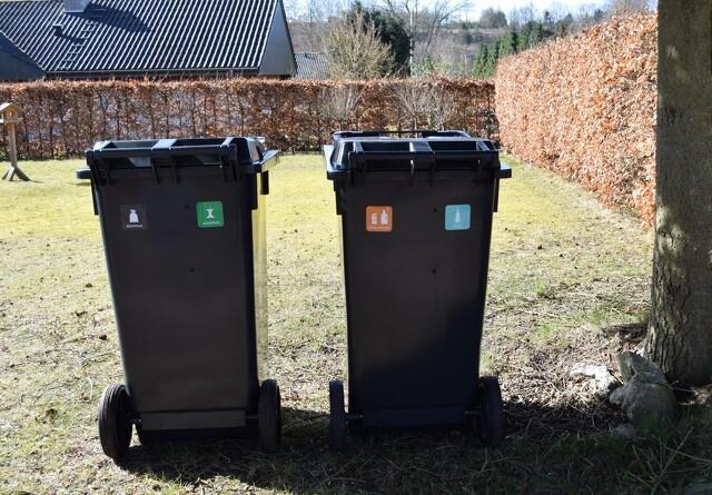 Affald skal sorteres ens i hele landet