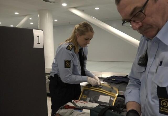 Koraller konfiskeret i danske lufthavne
