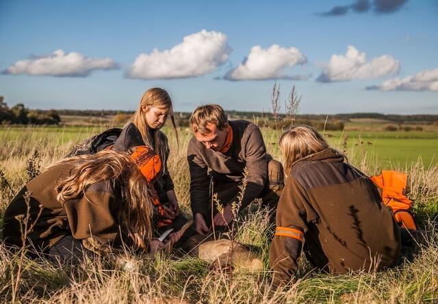 Danske børn skal have fat i naturen