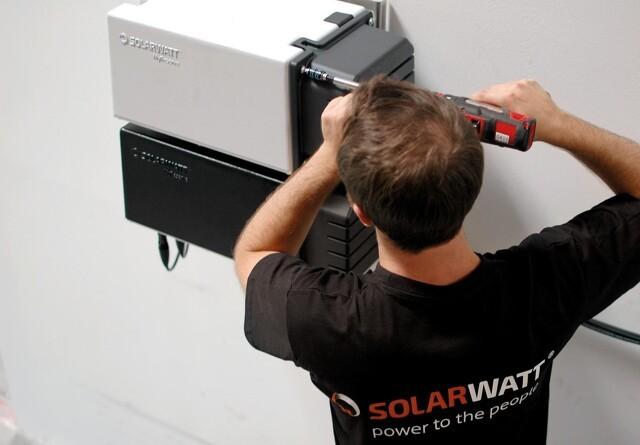 Put solen på nyt batterisystem