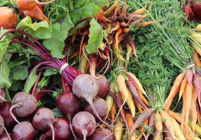Seks nemme grøntsager at dyrke i køkkenhaven