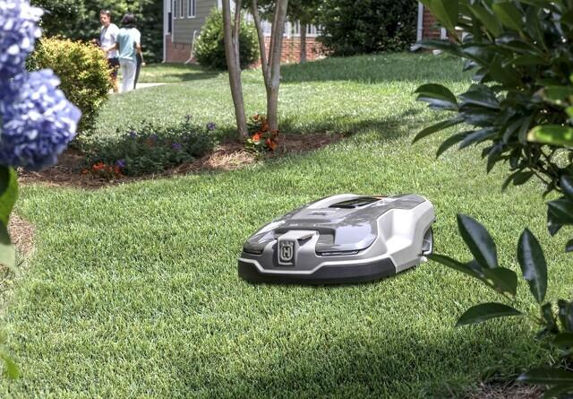 Vind luksus robotplæneklipper