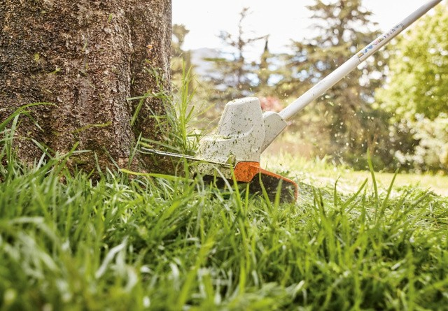 Ny batteridrevet græstrimmer fra Stihl
