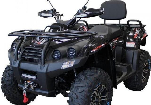 ATV med masser af overskud