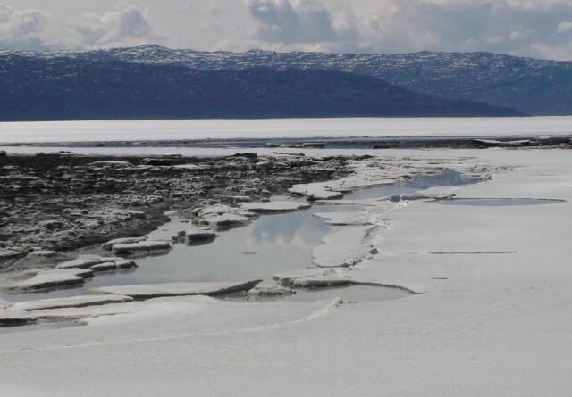 Havisen i Arktis er rekordlav