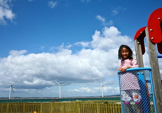 Større bonus på vej vindmølleramte