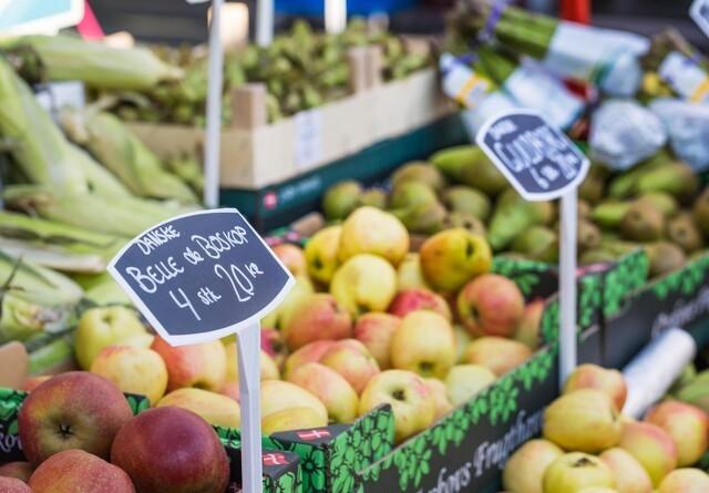 Kun få rester af sprøjtemidler i dansk frugt og grønt