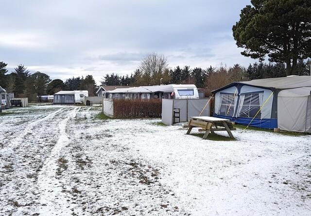 Campingplads drives af fællesskabet