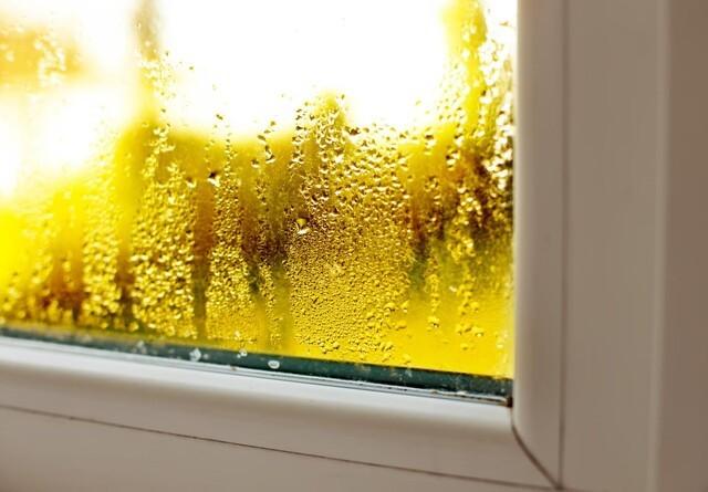Undgå indvendig kondens på vinduerne