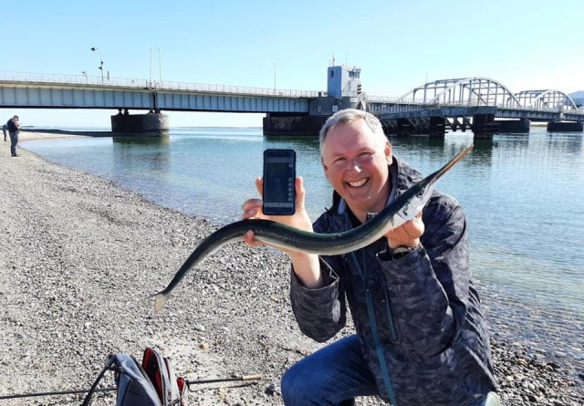 Ny fiskeapp med bid i