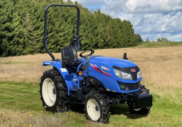 Populær kompakttraktor i ny udgave