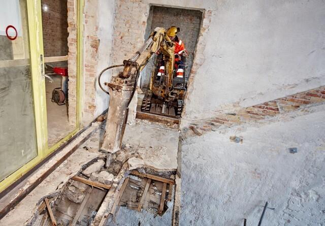140.000 mursten skal genbruges