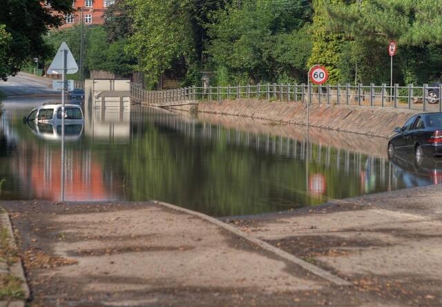 Klimaforandringerne rammer også i din by