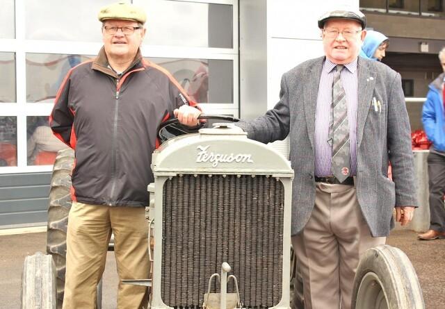 Ferguson fra '38 solgt for 216.000 kroner