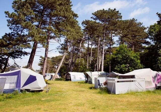 Staten sælger sine campingpladser